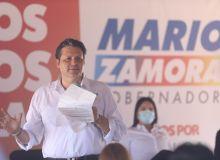Nueva sancion a candidatos del PRI por usar logotipo de Gobierno de Sinaloa.